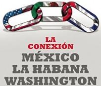 La conexión México-La Habana-Washington, una controvertida relación trilateral