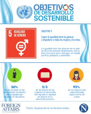 ODS Objetivo 5