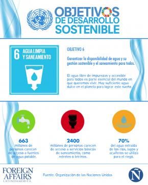 ODS Objetivo 6