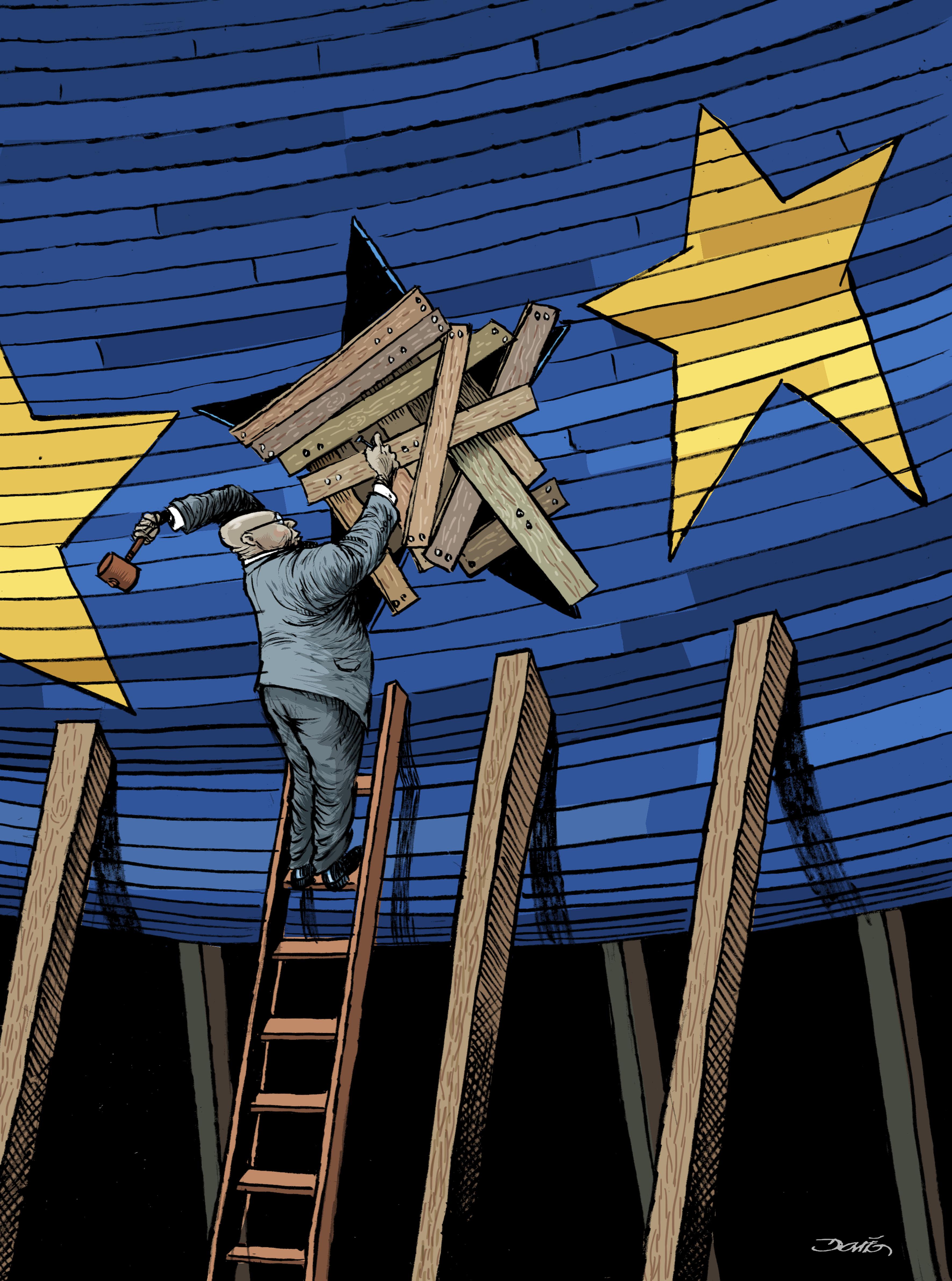 Brexit Darío Castilejos